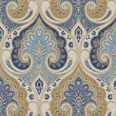 Echo Design Latika Delta Designer Fabric