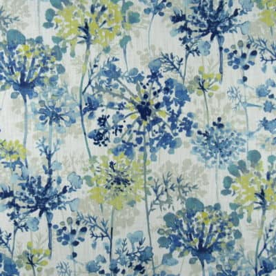 Mill Creek Hatherly Provence Blue Floral Fabric