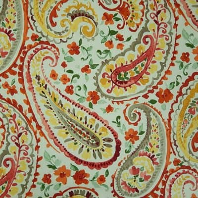 PKaufmann Watercolors Sunburst Fabric