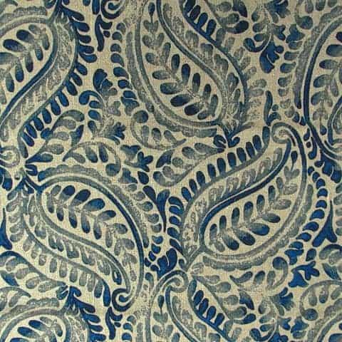 Hamilton Fabrics Melrose Sapphire Fabric