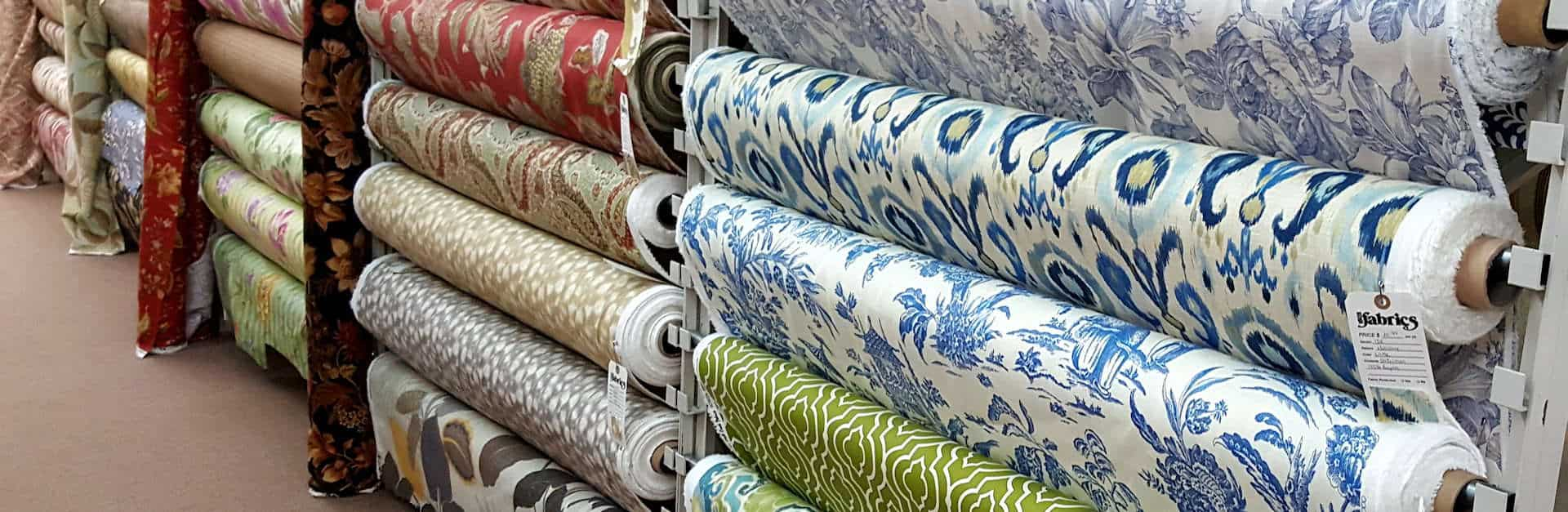 Designer Fabric Brands We Carry