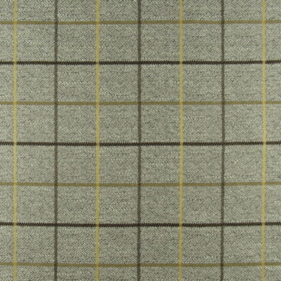 Culp Fabrics Daybreak Topaz Plaid Fabric