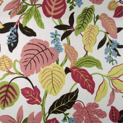 Braemore Textiles Rossano Punch Sale Fabric
