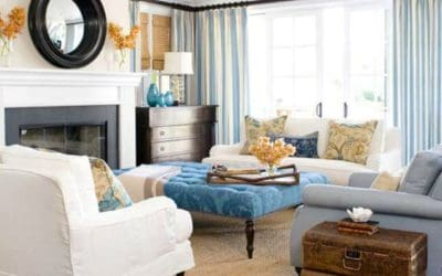 Decorating With Coastal Colors